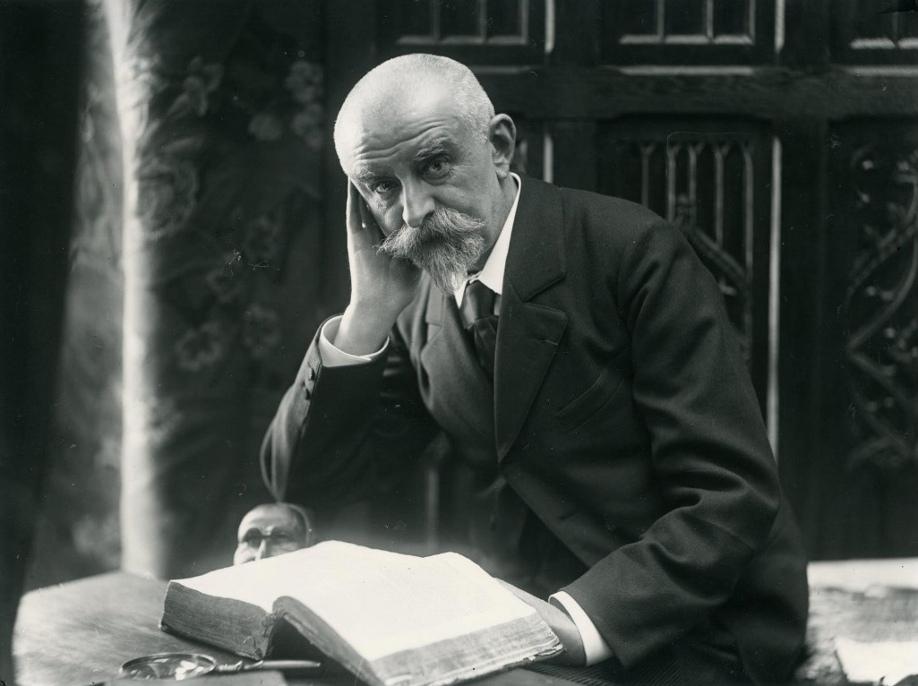 Huysmans_-_photo_André_Taponier
